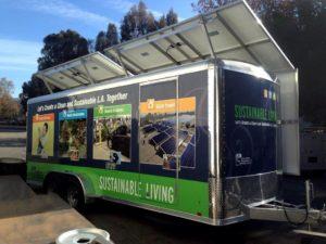 DWP Solar Truck